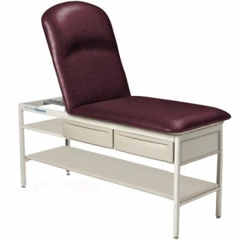 Brewer Element Adjustable Backrest Treatment Table w/ Pillow, Drawers, Model#2240