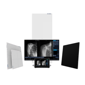 Direct Radiography (DR)/Computed Radiography (CR)/PACS Solutions