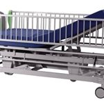 Novum Electronic Youth Bed, Electric, 5″ Casters, 4 IV Hooks